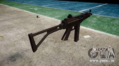 Pistole Taurus MT-40 buttstock2 icon3 für GTA 4 Sekunden Bildschirm