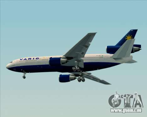 McDonnell Douglas DC-10-30 VARIG für GTA San Andreas