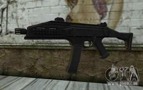 CZ-3A1 Scorpion (Bump Mapping) v4 pour GTA San Andreas