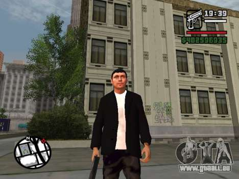 Denis Antoshin pour GTA San Andreas troisième écran