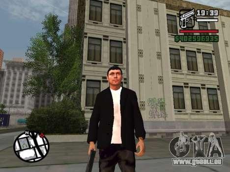 Denis Antoshin für GTA San Andreas dritten Screenshot
