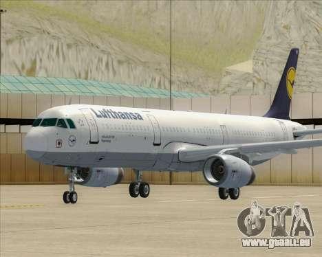 Airbus A321-200 Lufthansa pour GTA San Andreas