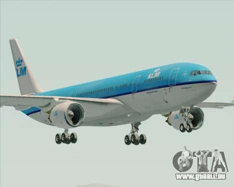 Airbus A330-200 KLM - Royal Dutch Airlines pour GTA San Andreas