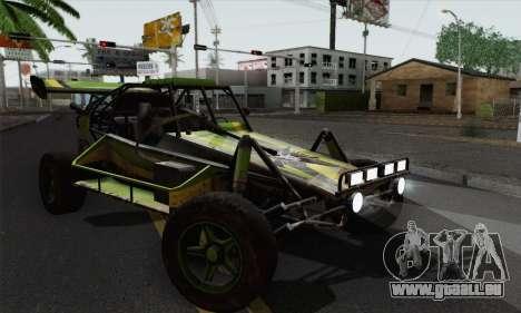 Devilbwoy Buggy pour GTA San Andreas