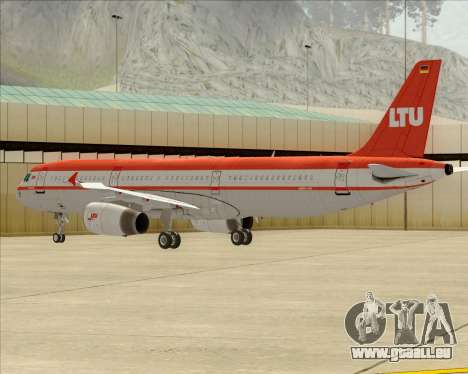 Airbus A321-200 LTU International für GTA San Andreas
