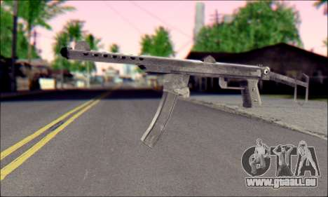 Pistolet Sudeva pour GTA San Andreas