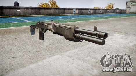 Ружье Franchi SPAS-12 Fantômes pour GTA 4
