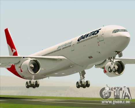 Airbus A330-300 Qantas (New Colors) für GTA San Andreas