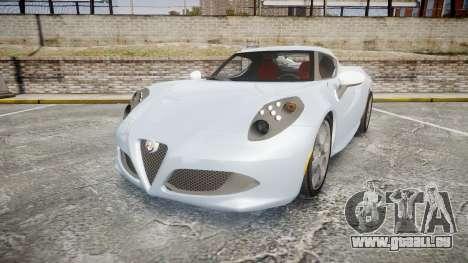 Alfa Romeo 4C pour GTA 4
