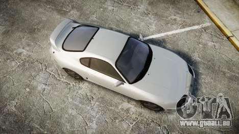 Toyota Supra pour GTA 4 est un droit