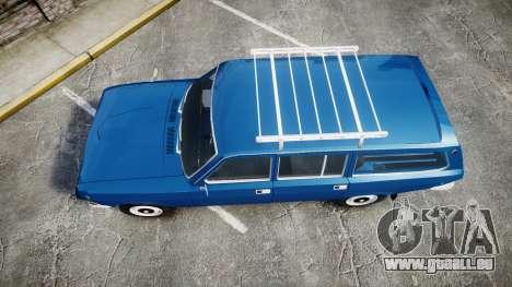 GAZ-24-12 Volga Wh1 pour GTA 4 est un droit