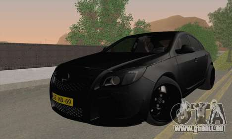 Opel Insignia für GTA San Andreas