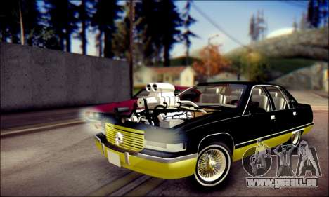 Cadillac Fleetwood 1993 Lowrider für GTA San Andreas