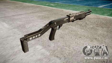 Ружье Franchi SPAS-12 Fantômes pour GTA 4 secondes d'écran