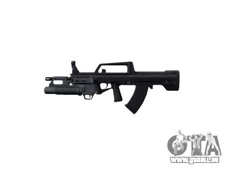 Machine QBZ-95-GL icon2 pour GTA 4