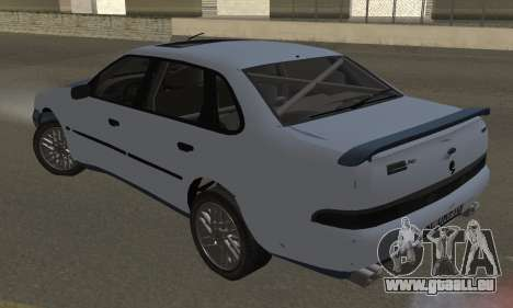 Ford Sierra Scorpion 4x4 RS Cosworth für GTA San Andreas linke Ansicht