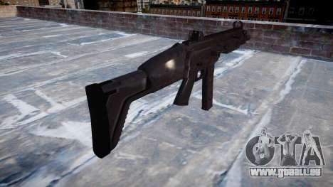 Pistolet SMT40 avec crosse icon1 pour GTA 4 secondes d'écran