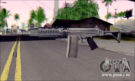 SA58 OSW v1 pour GTA San Andreas