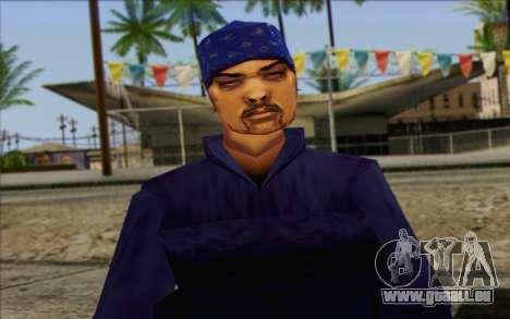 Diablo from GTA Vice City Skin 2 pour GTA San Andreas troisième écran