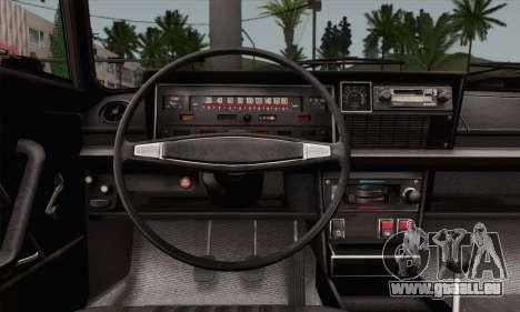 Zastava 125 Pz für GTA San Andreas zurück linke Ansicht