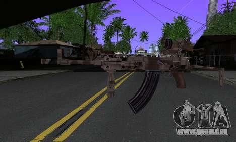 Sa-58V ACOG pour GTA San Andreas