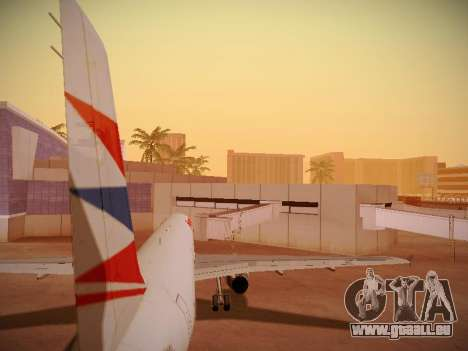 Airbus A321-232 Czech Airlines pour GTA San Andreas