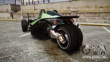 KTM Ducati für GTA 4 hinten links Ansicht