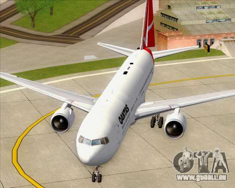 Boeing 767-300ER Qantas (Old Colors) für GTA San Andreas