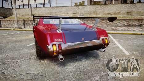 Declasse Sabre GT für GTA 4 hinten links Ansicht