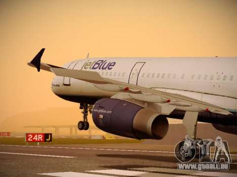 Airbus A321-232 jetBlue Whole Lotta Blue für GTA San Andreas