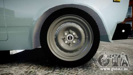 VAZ-21054 für GTA 4 Rückansicht