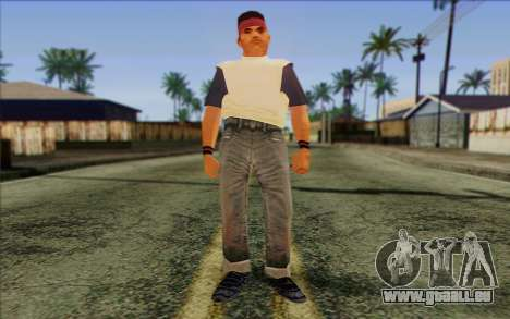 Cuban from GTA Vice City Skin 2 pour GTA San Andreas