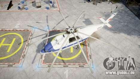 Mi-26 für GTA 4 rechte Ansicht