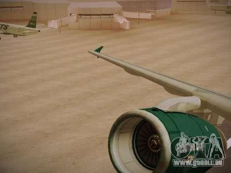 Airbus A321-232 jetBlue NYJets für GTA San Andreas