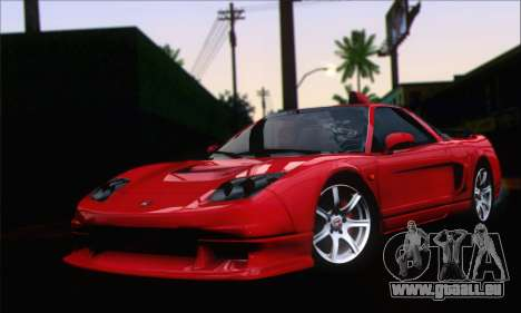Honda NSX 2005 für GTA San Andreas rechten Ansicht