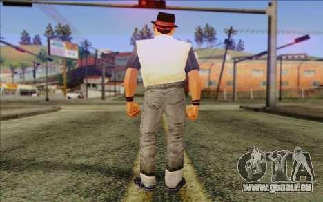 Cuban from GTA Vice City Skin 2 pour GTA San Andreas deuxième écran