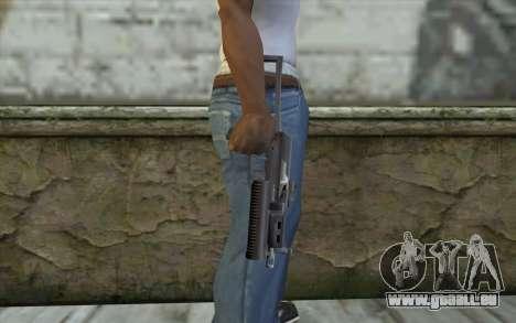 ПП-19 von Schusswaffen für GTA San Andreas dritten Screenshot