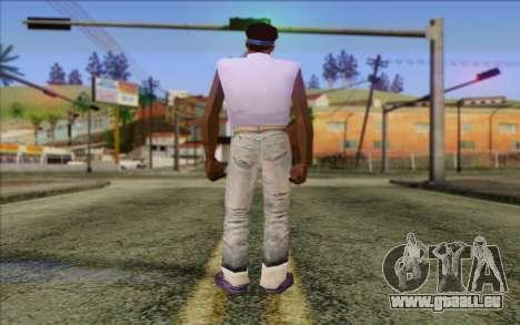 Haitian from GTA Vice City Skin 2 für GTA San Andreas zweiten Screenshot