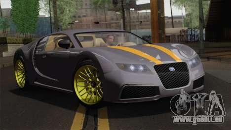 GTA 5 Adder (IVF) pour GTA San Andreas