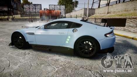 Aston Martin Vantage GTE [Updated] für GTA 4 linke Ansicht