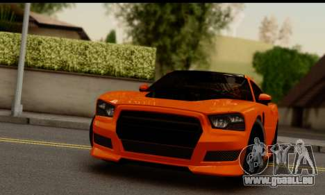 Bravado Buffalo S (HQLM) für GTA San Andreas
