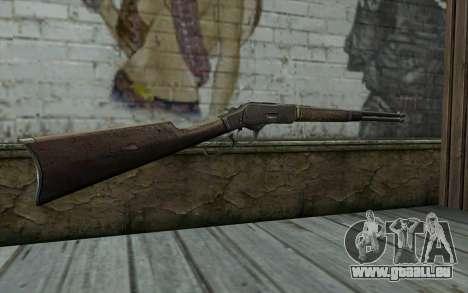Winchester 1873 v2 pour GTA San Andreas deuxième écran