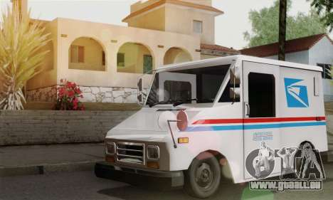 Grumman LLV pour GTA San Andreas