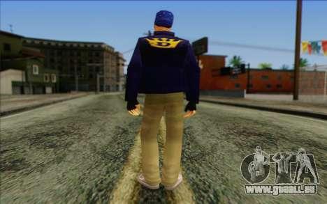 Diablo from GTA Vice City Skin 2 für GTA San Andreas zweiten Screenshot