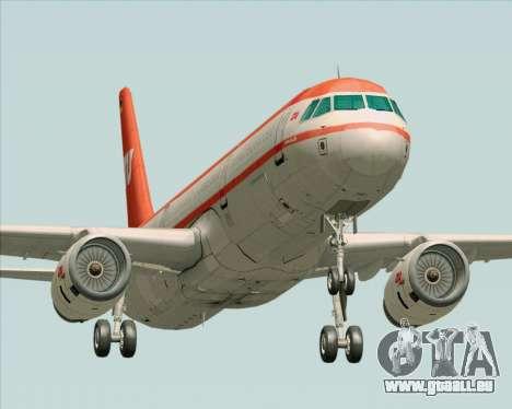 Airbus A321-200 LTU International pour GTA San Andreas laissé vue