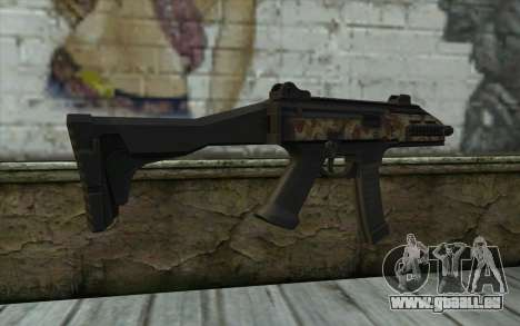 CZ-3A1 Scorpion (Bump Mapping) v2 für GTA San Andreas zweiten Screenshot