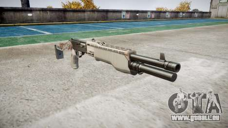 Ружье Franchi SPAS-12 Choco pour GTA 4