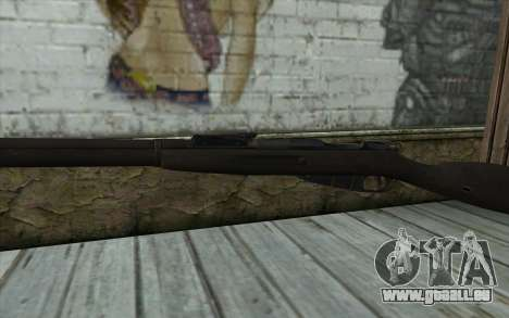 Die Gewehre Mosin-v14 für GTA San Andreas dritten Screenshot