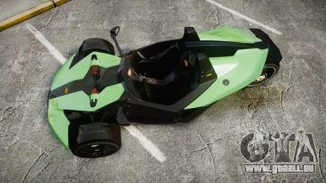 KTM Ducati für GTA 4 rechte Ansicht