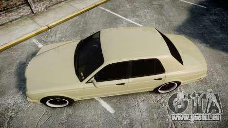 Bentley Arnage T 2005 Rims1 Black pour GTA 4 est un droit